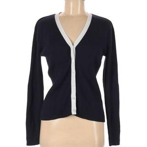 Tommy Hilfiger V Neck Cardigan Sweater